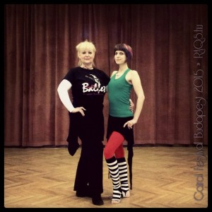 Mihály Beatrix balettmester Kovács Ági Gica RAQS.hu