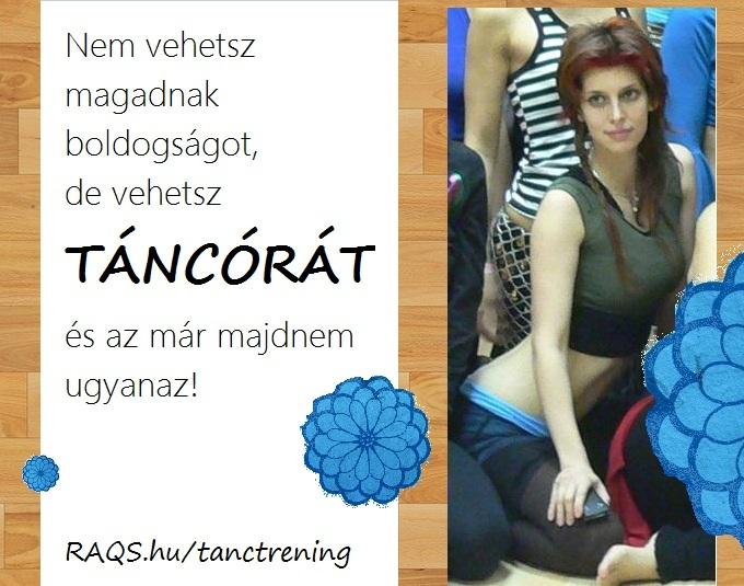 táncóra RAQS.hu