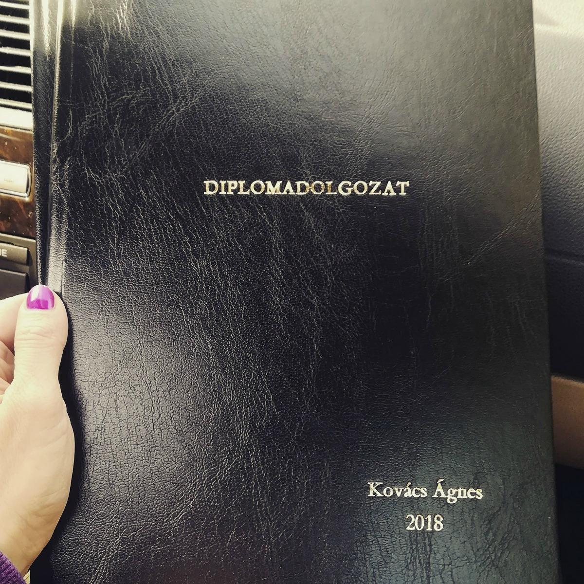 Hastánckutatás diplomadolgozat 2018 Kovács Ágnes